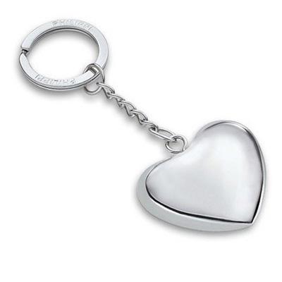 Heart Chime Keyring