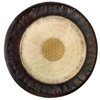 Meinl Flower of Life Gong - 36 inch