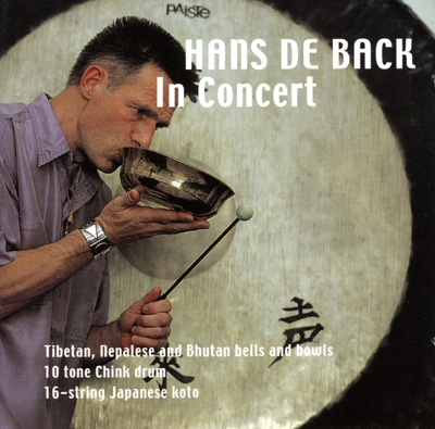 Hans De Back In Concert