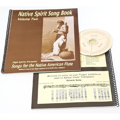 Native Spirit Song Book Vol 2
