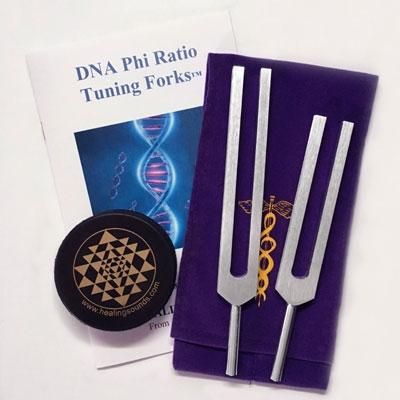 Jonathan Goldman DNA Phi Ratio Forks Kit