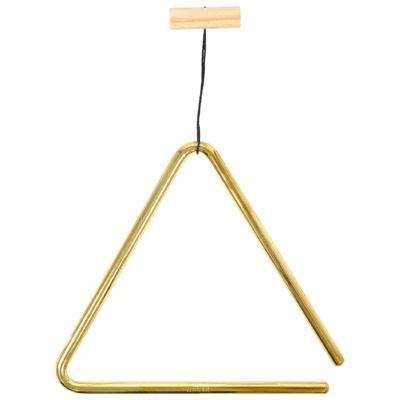 "Meinl 8"" Solid Brass Triangle"