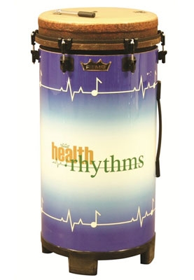 "Remo Health Rhythms 26"" x 12"" Tubano"