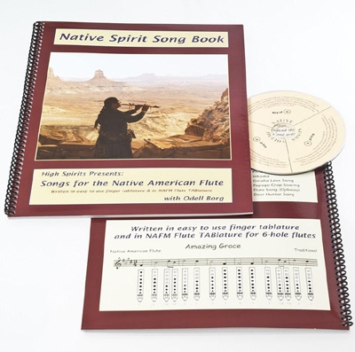 Native Spirit Song Book Vol 1