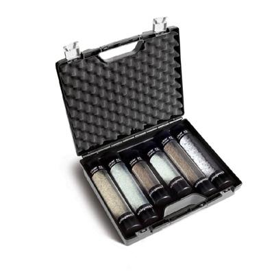 Schlagwerk SKCL SET Clear Shaker Live 6 piece set incl. case