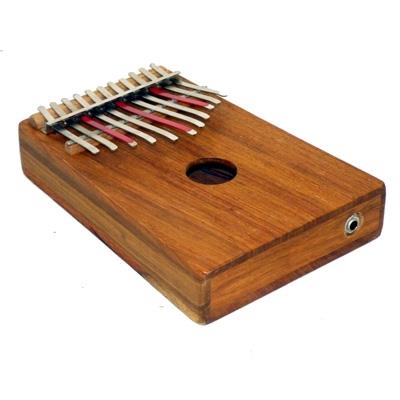 Hugh Tracey Kalimba 11 Note Pentatonic Pickup