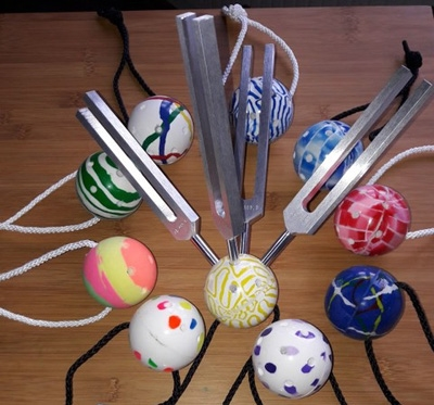 Tuning Fork Concert Ball