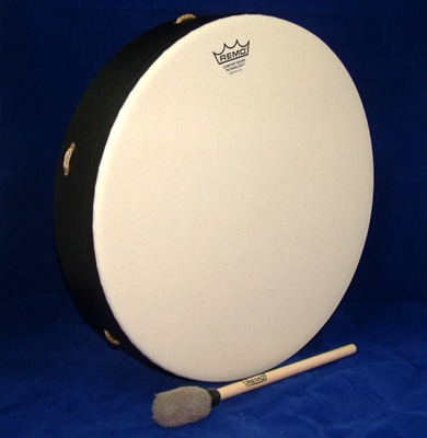 Remo Buffalo Drum - Comfort Sound Technology - 22 Inch