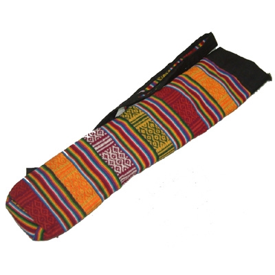 Nepalese Flute Bag