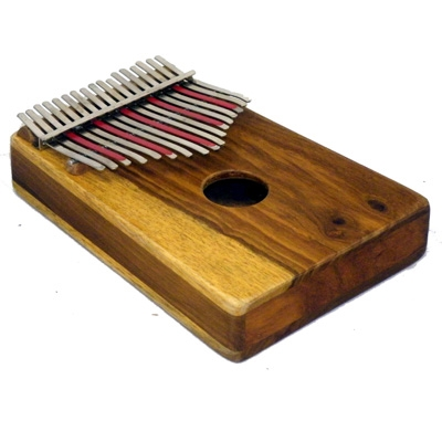 Hugh Tracey Kalimba Treble 17 Note Pickup