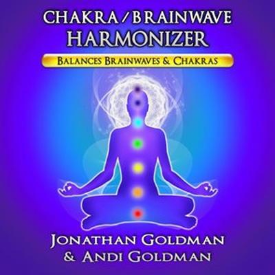 Jonathan & Andi Goldman - Chakra/Brainwave Harmonizer