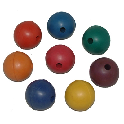 Tuning Fork Rubber Ball Ends