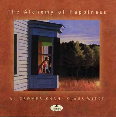 Klaus Wiese & Al Gromer Khan - The Alchemy of Happiness