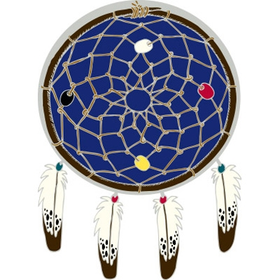 Window Transparency - Native Visions - Dreamcatcher