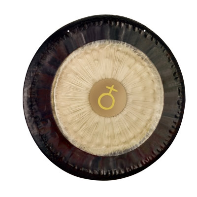 Meinl Planetary Tuned Gong - Platonic Year - 28 Inch