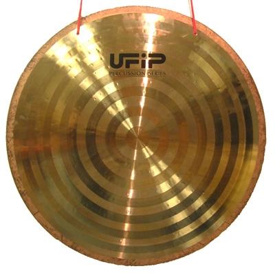 UFIP Cast Bronze Tam Tam B20 - 50 cm
