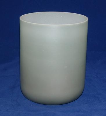 Moldavite Fusion Crystal Singing Bowl - 6 Inch