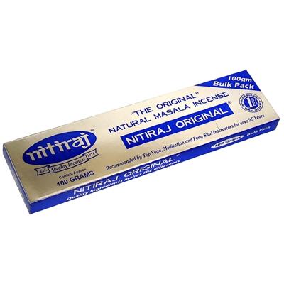 Nitiraj Original Incense - 100g