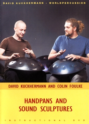 Handpans and Sound Sculptures - DVD