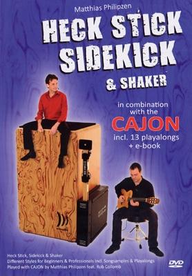Matthias Philipzen - Heck Stick, Sidekick & Shaker - DVD