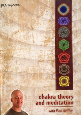 Paul Grilley - Chakra Theory & Meditation
