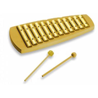 Auris Glockenspiel Block - Diatonic 12 Note