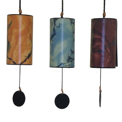 Zaphir Wind Chimes - Crystalide