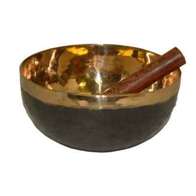 Ram Gondi Himalayan Singing Bowl - 1170g