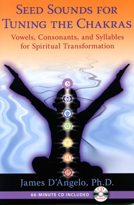 James D'Angelo - Seed Sounds for Tuning the Chakras