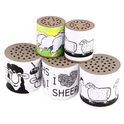 Sheep Voice - Printed Design