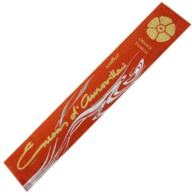Maroma Incense - Orange Vanilla