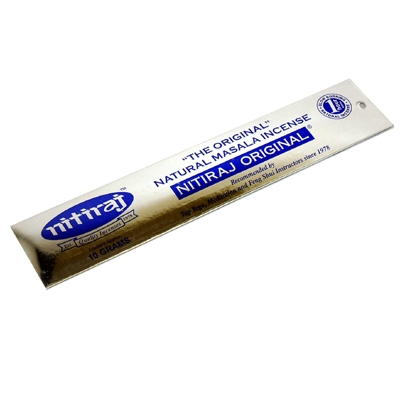 .Nitiraj Original Incense - 12g