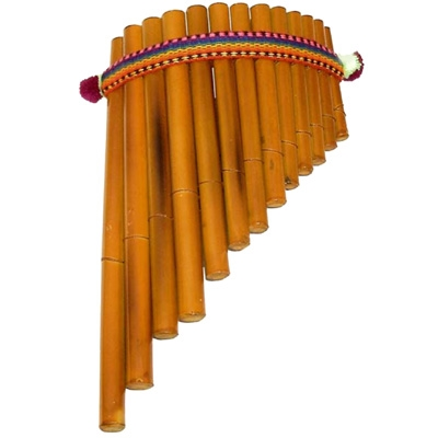 Peruvian Panpipe - 13 notes
