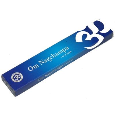 Om Nagchampa Incense