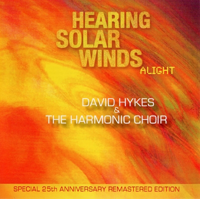 David Hykes - Hearing Solar Winds