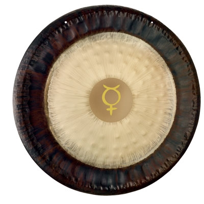 Meinl Planetary Tuned Gong - Mercury - 32 Inch