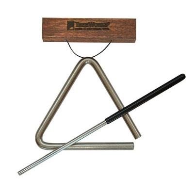 Treeworks TreHS04 New Studio-Grade 4-inch Triangle