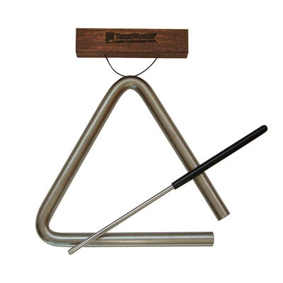 Treeworks TreHS06 New Studio Grade 6-inch Triangle