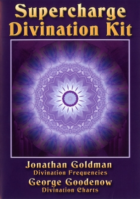 Jonathan Goldman & George Goodenow - Supercharge Divination Kit - DVD +