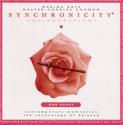 Marina Raye & Master Charles Cannon - Synchronicity: Collaborations - One Heart
