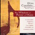 Don Campbell - The Wisdom and Power of Music - 4 CDs