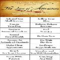 Water Blessing Labels - The Law of Attraction