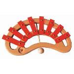 Childrens Handheld Glockenspiel - C Diatonic