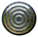 Chinese Sun Gong - 50 cm
