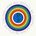 Window Transparency - Rainbow Earth