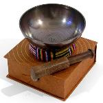 Cosmic Singing Bowl Set