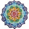 Chakra Picnic Blanket