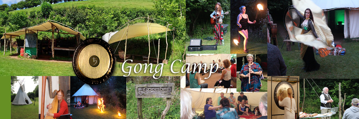 Gong Camp 2018